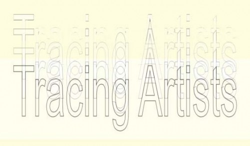 Tracing Artists