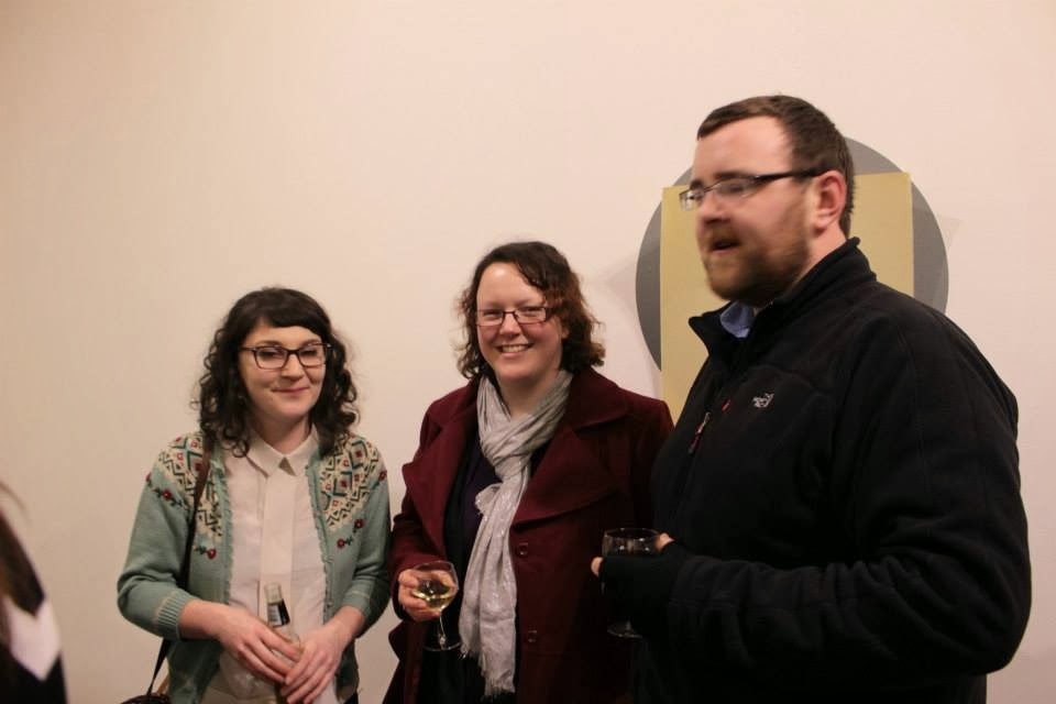 Opening of Fiona Kelly Exhibition