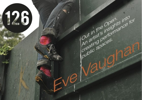 126 presents: 126 Artist Talk 3 | Eve Vaughan