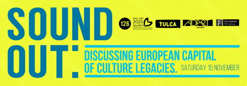 SOUND OUT: Discussing European Capital of Culture Legacies