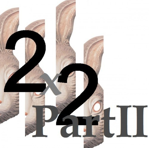 2×2 Part 2 Residency / Exhibition Open Call