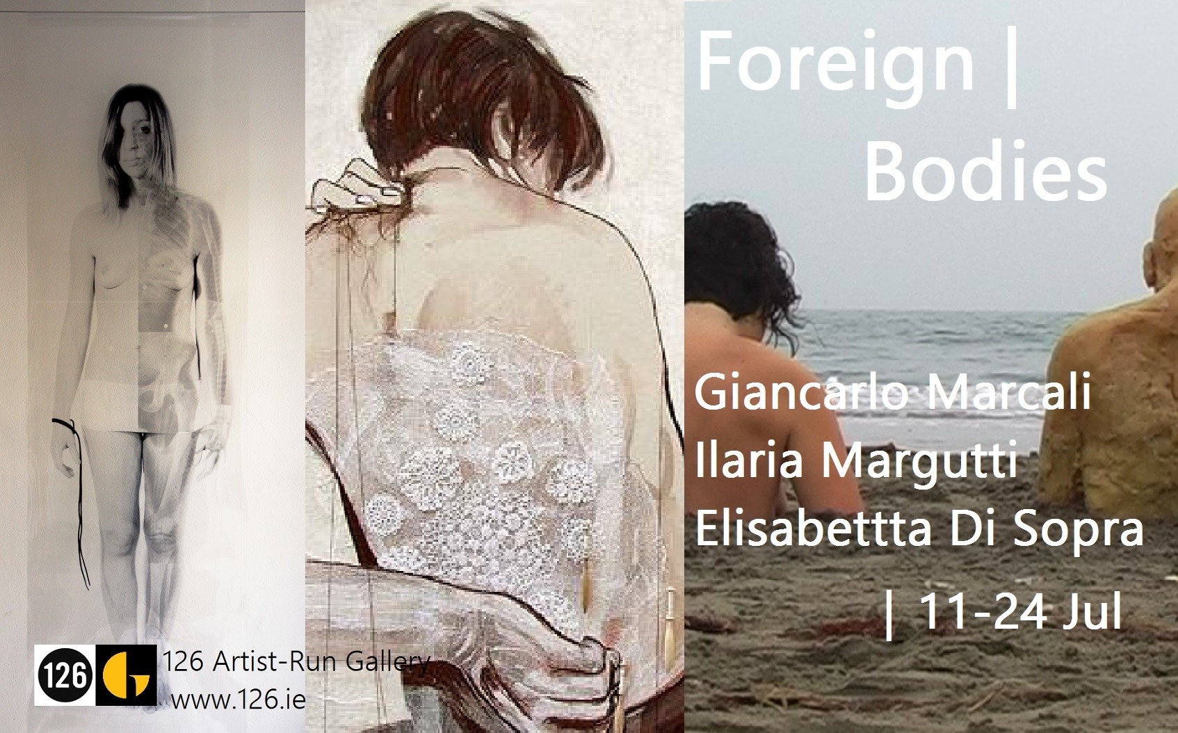 Evening Reception | Foreign Bodies | Thursday 14 July 6pm