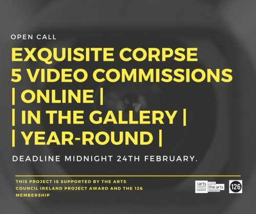 New Open Call For Video Work- Exquisite Corpse